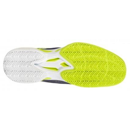 Buty tenisowe Babolat JET Clay szaro-żółte