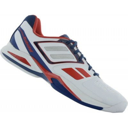 Buty tenisowe Babolat Propulse Team AC biały