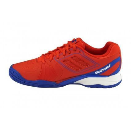 Buty tenisowe Babolat Propulse Team OC czerwone