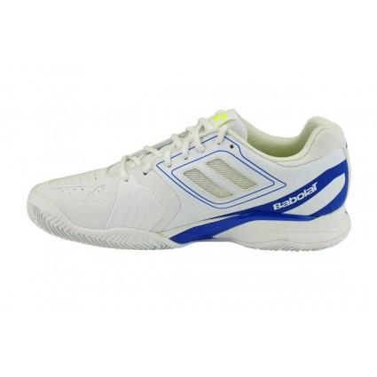 Buty tenisowe Babolat Propulse Team Clay biały