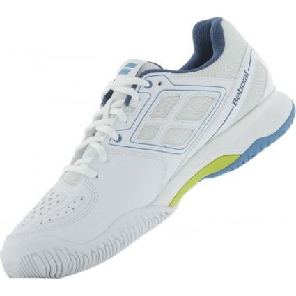 Buty tenisowe Babolat Pulsion AC biały