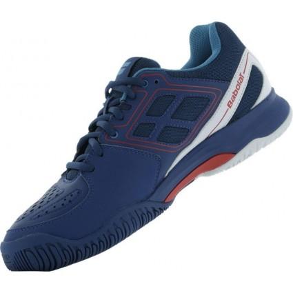 Buty tenisowe Babolat Pulsion AC niebieski