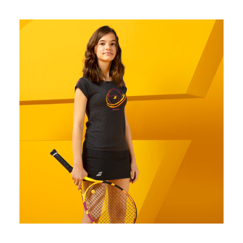 T-shirt Babolat Vintage Tee GIRL,...