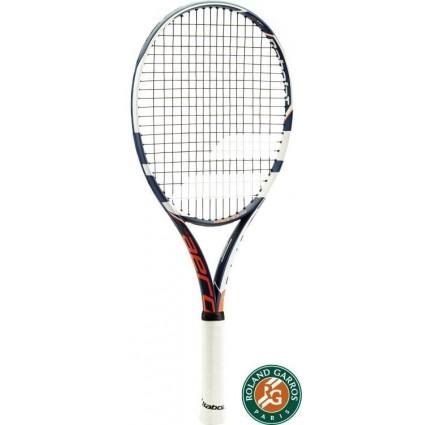 Rakieta tenisowa: Babolat Pure Aero Jr 26 RG/FO
