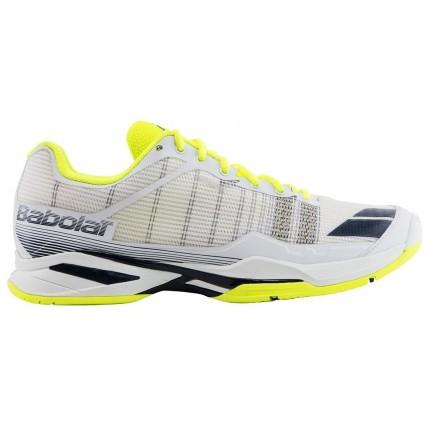 Buty tenisowe Babolat JET TEAM AC białe