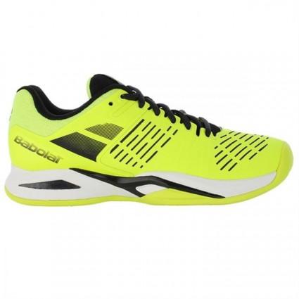 Buty tenisowe Babolat Propulse TEAM AC FW żółte