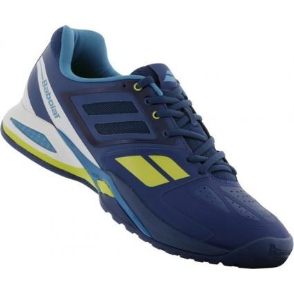 Buty tenisowe Babolat Propulse Team OC niebieski
