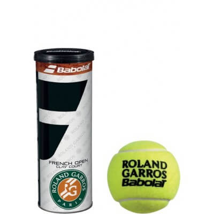 Piłki Babolat RG/FO Clay (3...