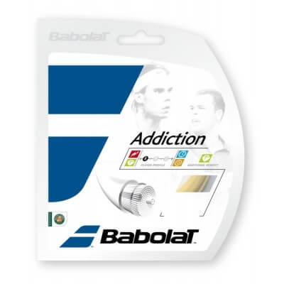 Naciąg tenisowy Babolat Addiction 12m