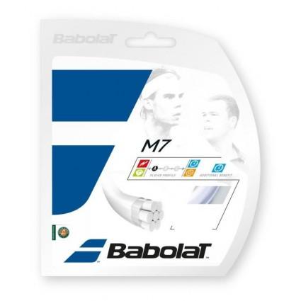 Naciąg tenisowy Babolat M7 12m