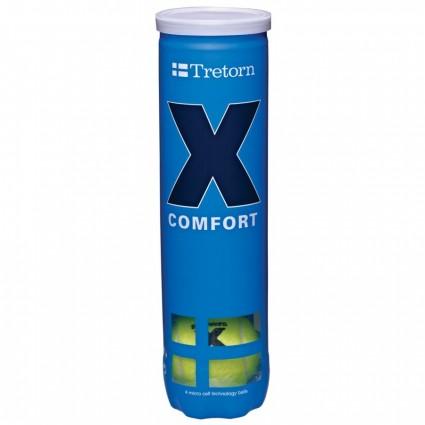 Piłki Tretorn X-COMFORT (4 szt)