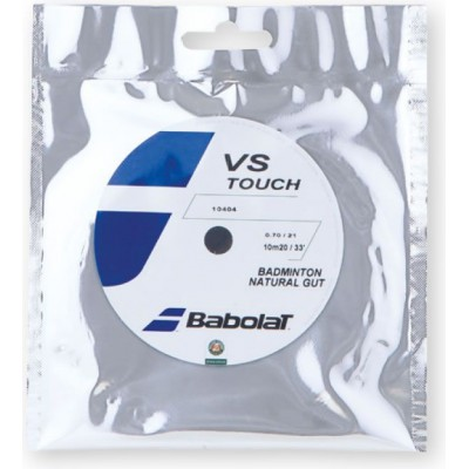 Naciąg do badmintona VS TOUCH (naturalny) 10,2 m