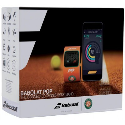 Babolat POP RG - interaktywna opaska tenisowa