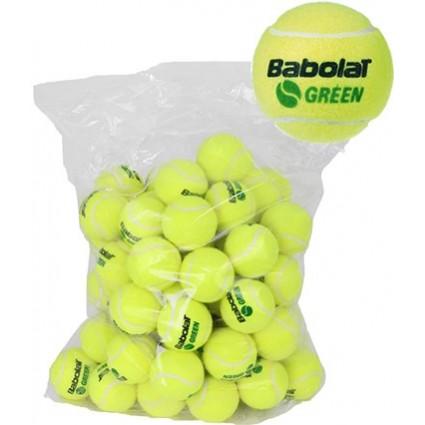 Piłki ST1 Babolat GREEN...