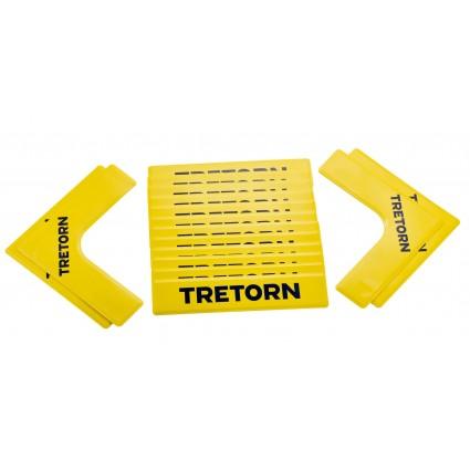 Zestaw linii do mini tenisa Tretorn