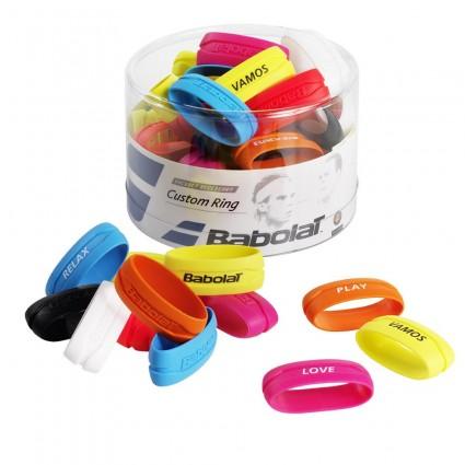Gumki na owijkę Babolat Custom Ring x60