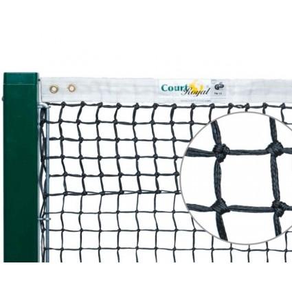 Siatka do tenisa TN15 - czarna