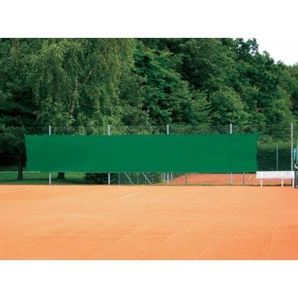 Wiatrochron 12x2 m - zielony