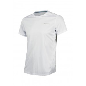 T-shirt Babolat CORE 2018, biały