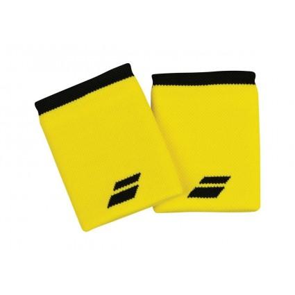 Frotki tenisowe długie Babolat JUMBO 2018, żółty