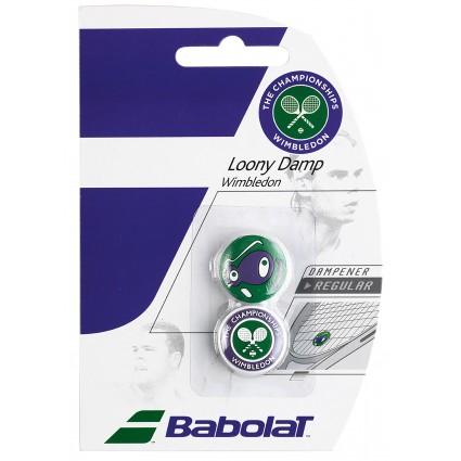 Wibrastop tenisowy Babolat Loony Damp Wimbledon x2