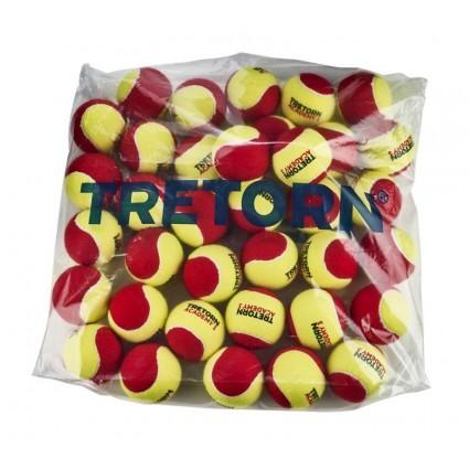 Piłki ST3 Tretorn RED FELT (worek 36 szt.)