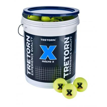 Piłki Tretorn X-TRAINER (wiadro 72 szt.)
