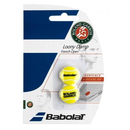 Wibrastop Babolat Loony Damp RG x2 - żółty