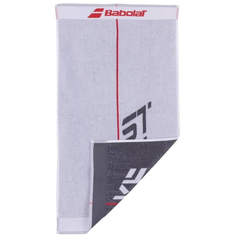 Ręcznik Babolat MEDIUM, biały Strike