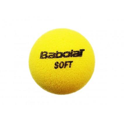 Piłki ST3 Babolat FOAM SOFT (wiadro 36 szt.)