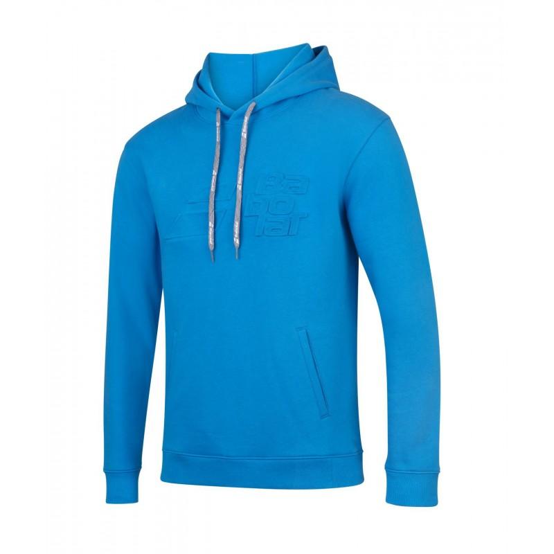 Bluza z kapturem EXERCISE Jr, niebieski