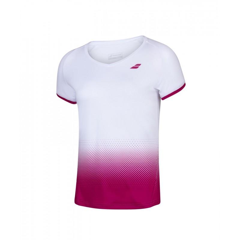 T-shirt Babolat COMP 2020 Girl,...