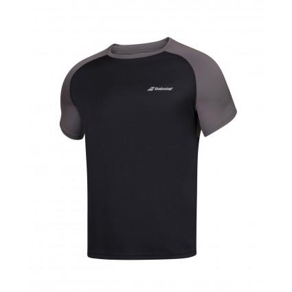 T-shirt Babolat PLAY M, czarny