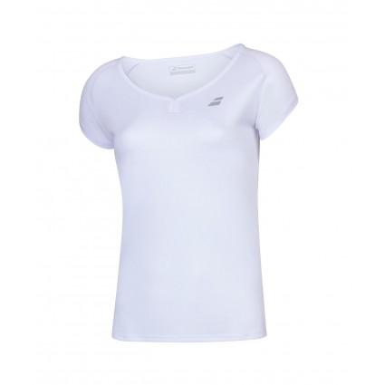 T-shirt Babolat PLAY W, biały