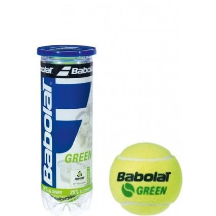 Piłki ST1 Babolat GREEN ( 3 szt.)