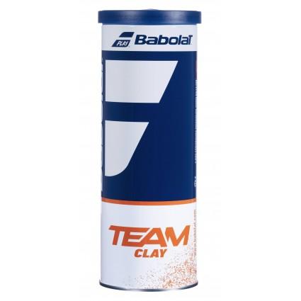 Piłki Babolat TEAM CLAY (3...