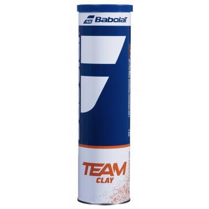 Piłki Babolat TEAM CLAY (4...