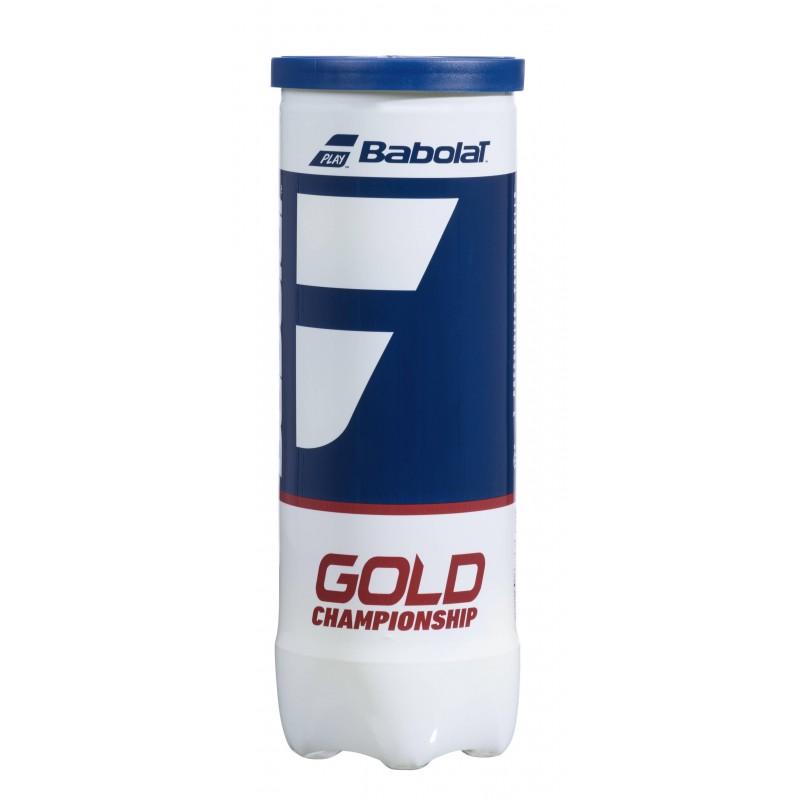 Piłki Babolat GOLD CHAMPIONSHIP (3 szt.)