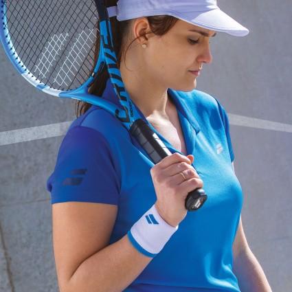 Polo Babolat PLAY W, niebieski
