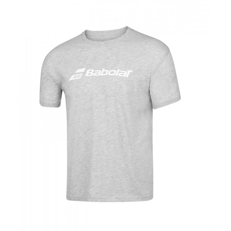 T-shirt Babolat EXERCISE Boy, szary