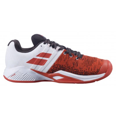 Babolat Propulse Blast Clay M, Cherry Tomato/White