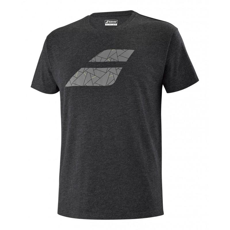 T-shirt Babolat EXERCISE BIG FLAG M,...
