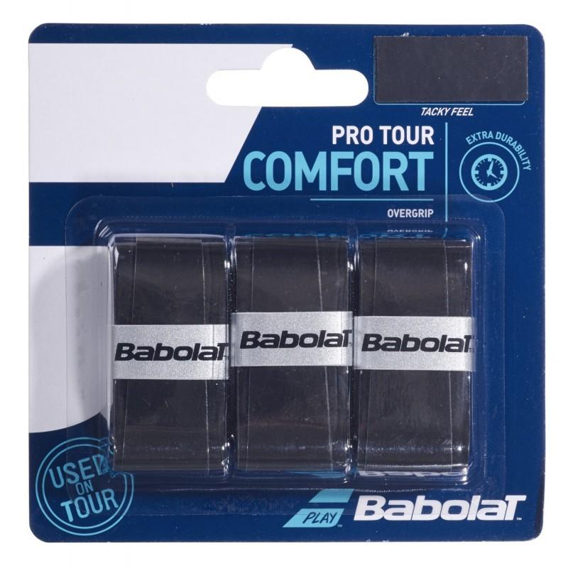 Owijki wierzchnie Babolat Pro Tour x3