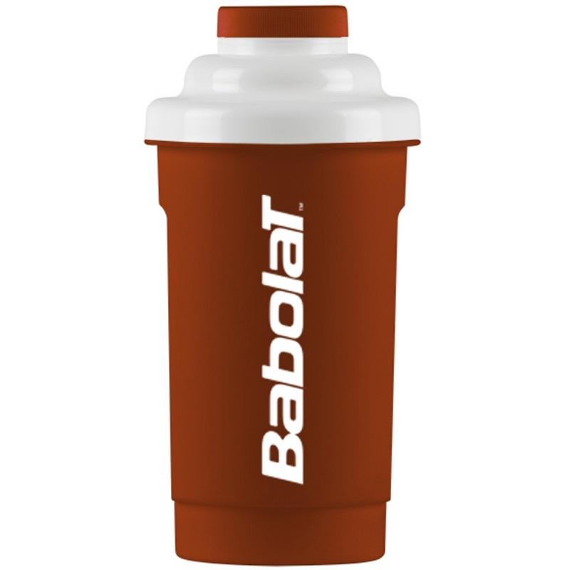 Bidon / Shaker Babolat STRIKE czerwony