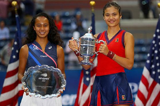 Leylah Fernandez - finalistka US Open 2021