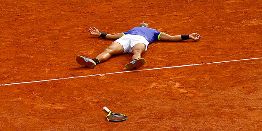 """La Decima"" - 10. tryumf Rafaela Nadala we French Open"