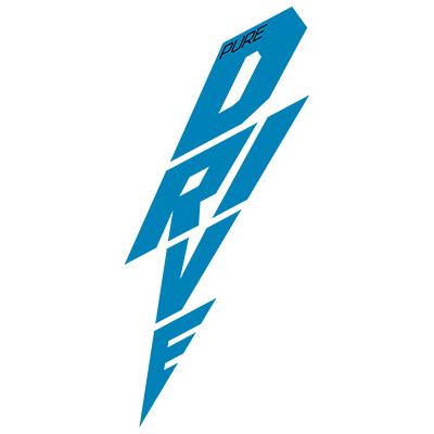Nowe logo Pure Drive