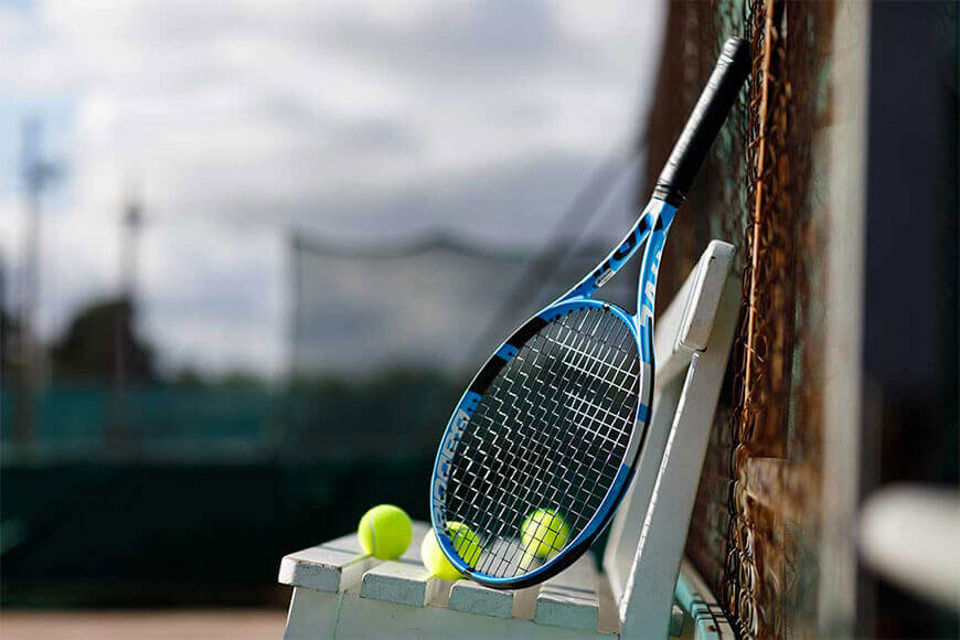 Design nowej rakiety do tenisa Babolat Pure Drive