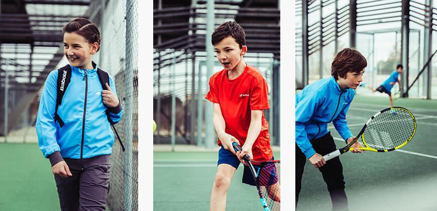 Na zajęciach tenisowych dla dzieci powinno się dużo dziać