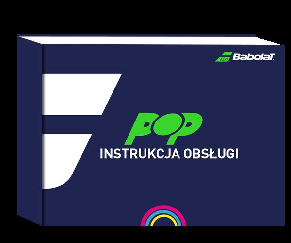 Instrukcja obsługi Babolat POP w języku polskim
